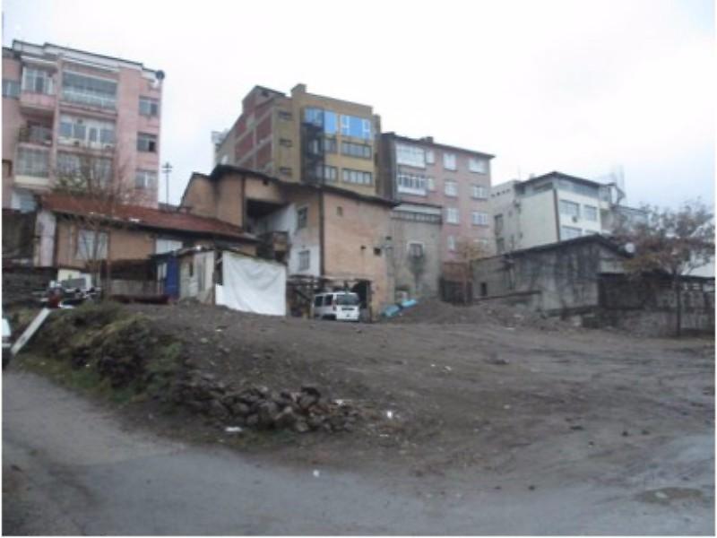 Ankara Altındağ'da Hisseli 148 m2 Arsa