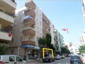 Mersin Yenişehir Bankadan Satılık 63 m2 Dükkan