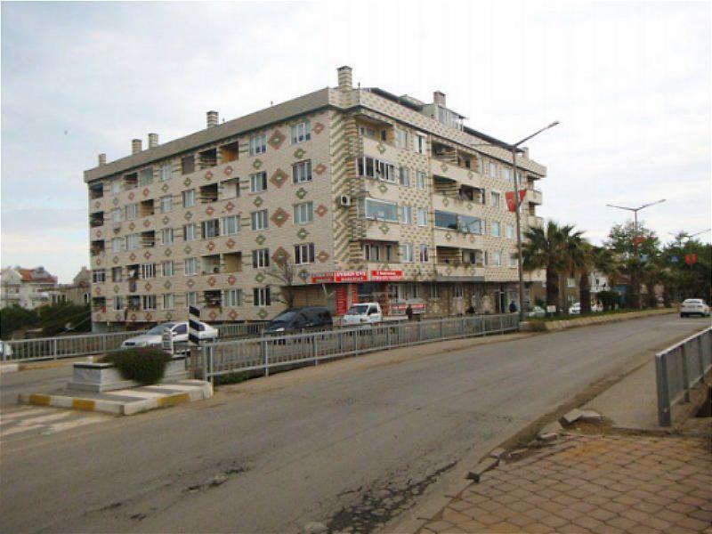 Çanakkale Gelibolu Bankadan Satılık 68 m2 Daire
