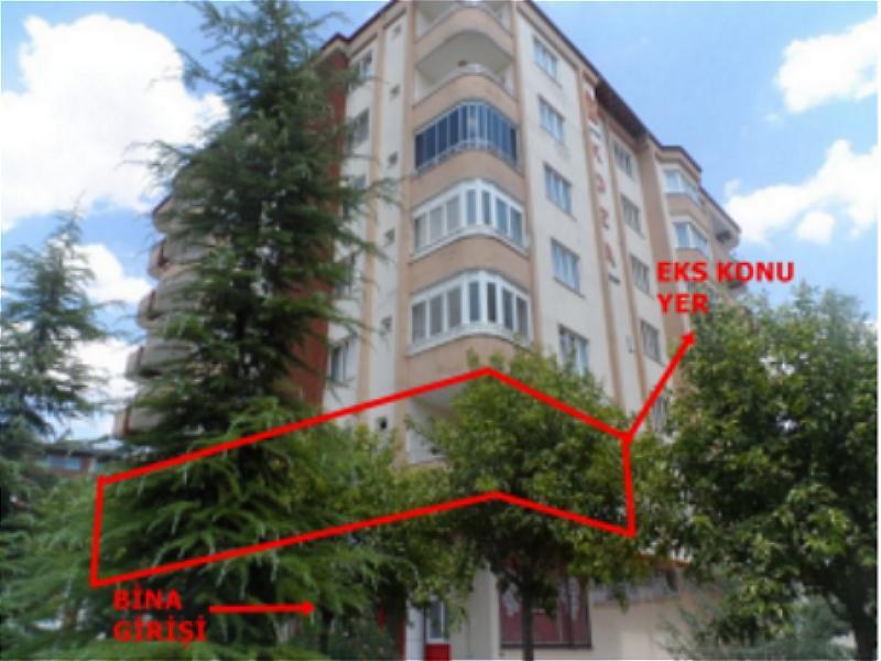 Gaziantep Şehitkamil'de 3+1 Daire