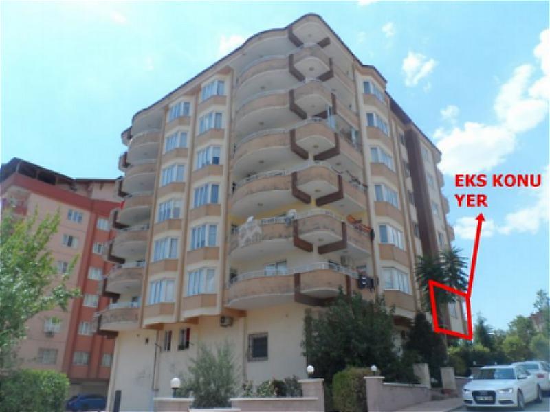 Gaziantep Şehitkamil Bankadan Satılık 170 m2 Daire