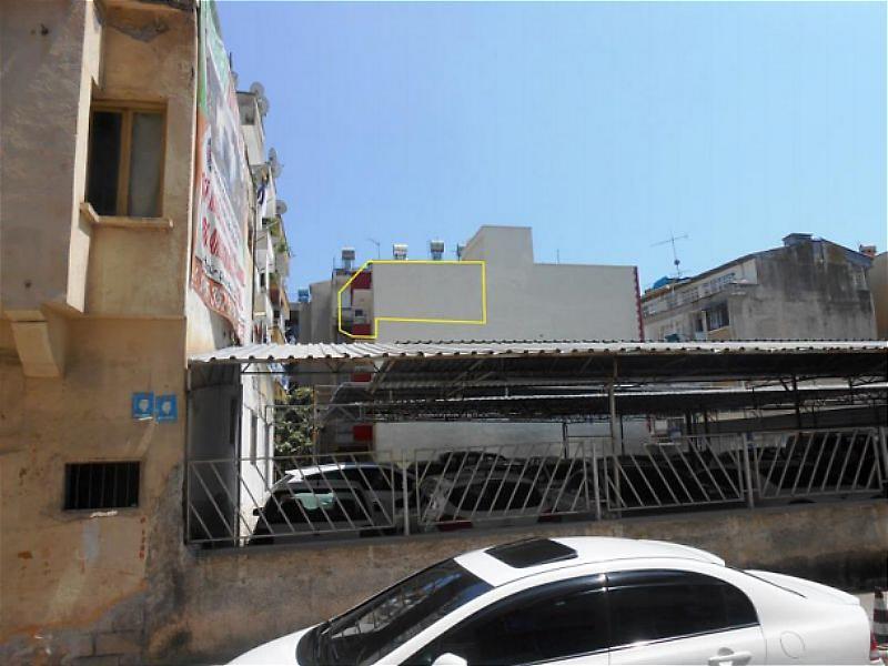 Mersin Akdeniz Bankadan Satılık 78 m2 Daire