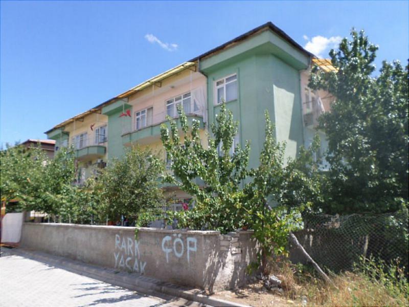 Kırıkkale Gündoğdu'da 96 m2 3+1 Daire