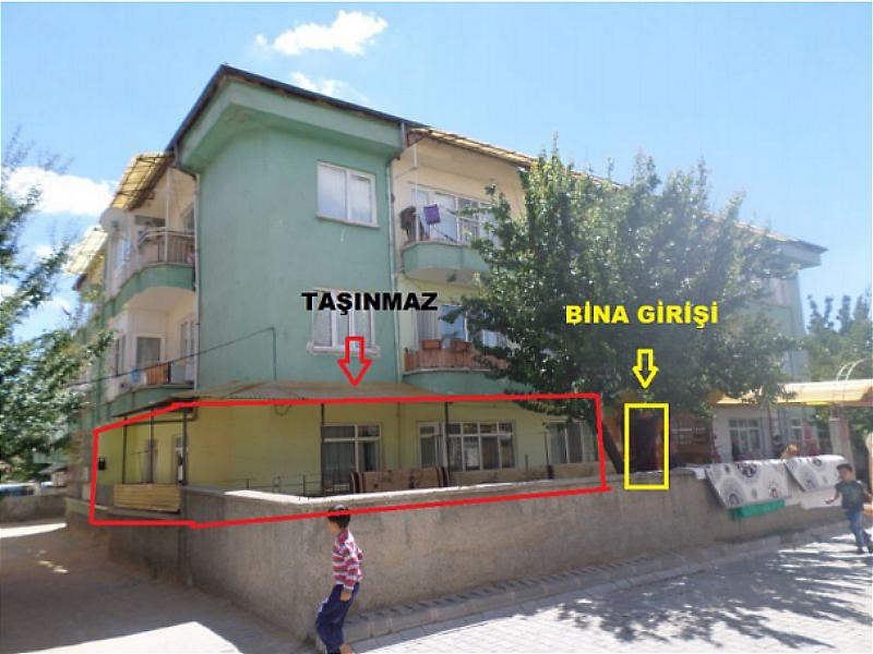 Kırıkkale Merkez Bankadan Satılık 96 m2 Daire