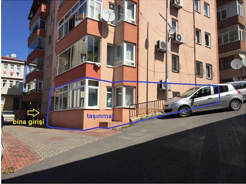 Zonguldak Ereğli Orhanlar'da 112 m2 2+1 Daire