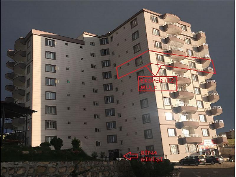 Siirt Merkez Bankadan Satılık 168 m2 Daire