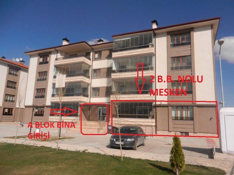 Kütahya Zafer Mahallesi'nde 280 m2 4+1 Daire