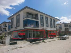 İzmir Tire Bankadan Satılık 120 m2 Dükkan