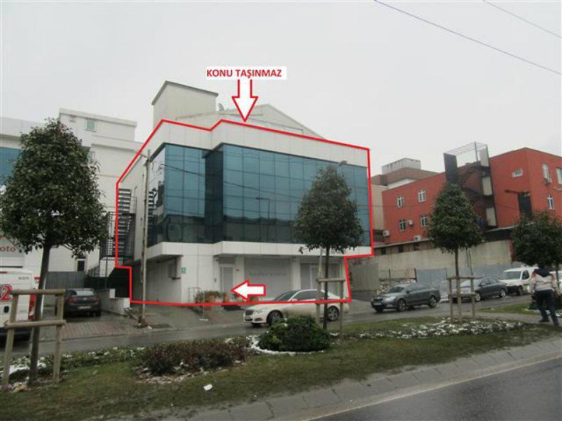 İstanbul Ümraniye Sahibinden Satılık 1096 m2 Müstakil Bina