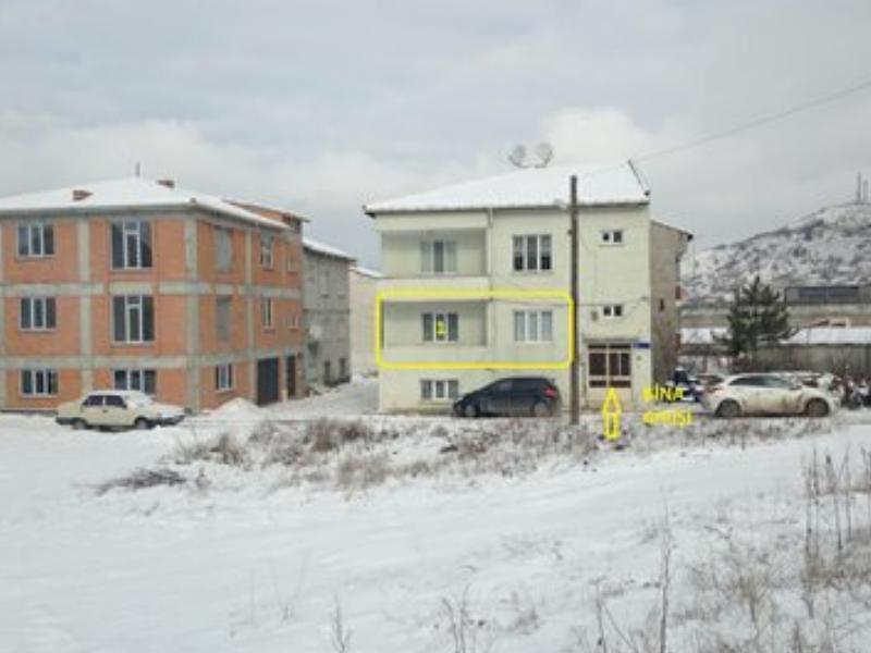 Bilecik Bozüyük Bankadan Satılık 105 m2 Daire