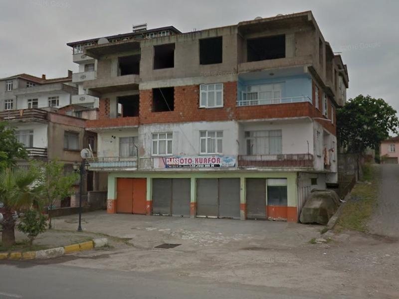 Ordu Ünye Fevzi Çakmak Mahallesi'nde 122 m2 Dükkan