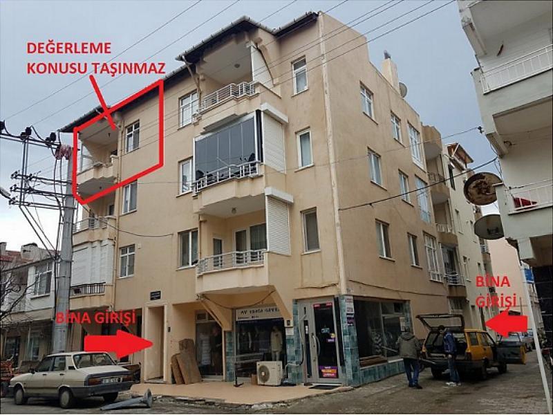 Tekirdağ Şarköy İstiklal'de Çatı Katlı Dubleks Daire 4+1 123 m2