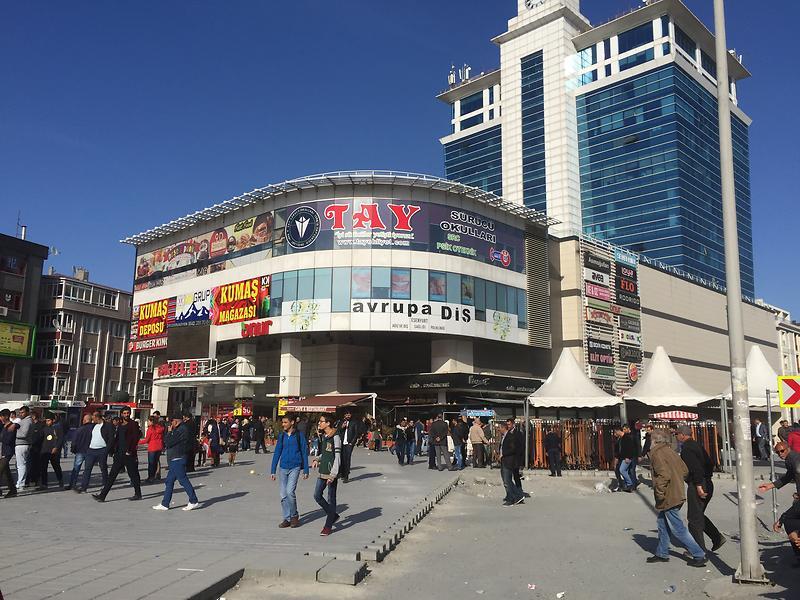İstanbul Esenyurt Bankadan Satılık 103 m2 Dükkan
