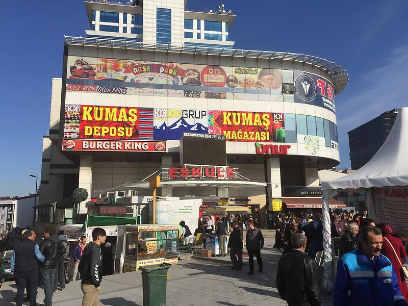 İstanbul Esenyurt Sultaniye'de AVM İçinde Dükkan 103 m2