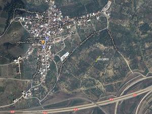 Bursa Osmangazi Sahibinden Satılık 418 m2 Bağ & Bahçe