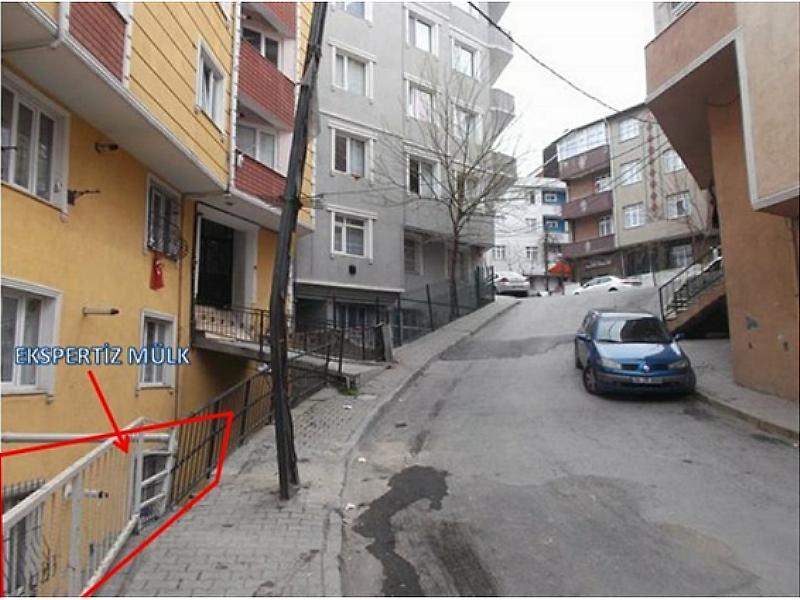 İstanbul Gaziosmanpaşa Bankadan Satılık 63 m2 Daire