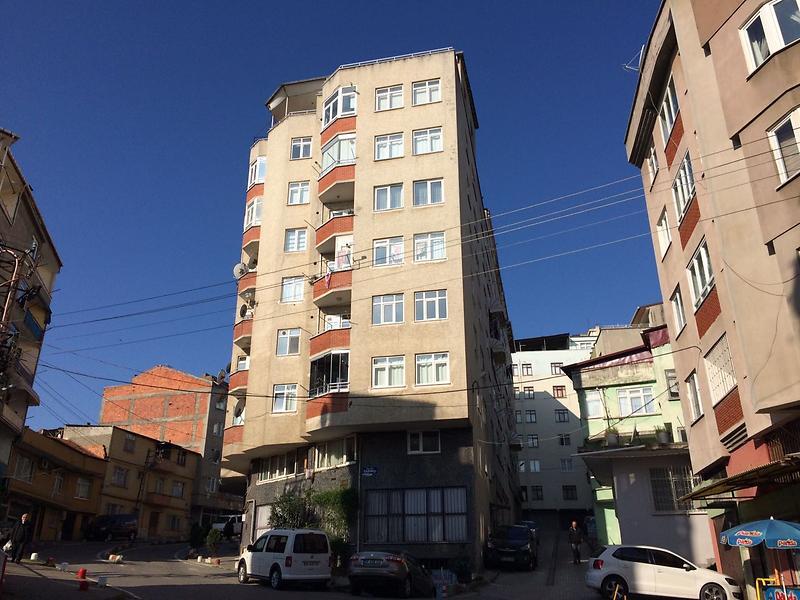 Samsun İlkadım Bankadan Satılık 115 m2 Daire