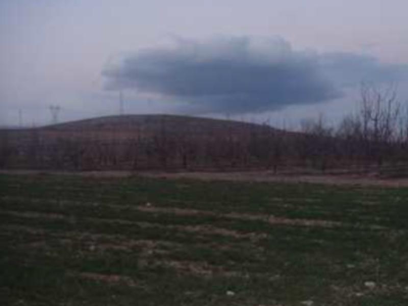 Isparta Senirkent'te 3554m2 Elma Bahçesi