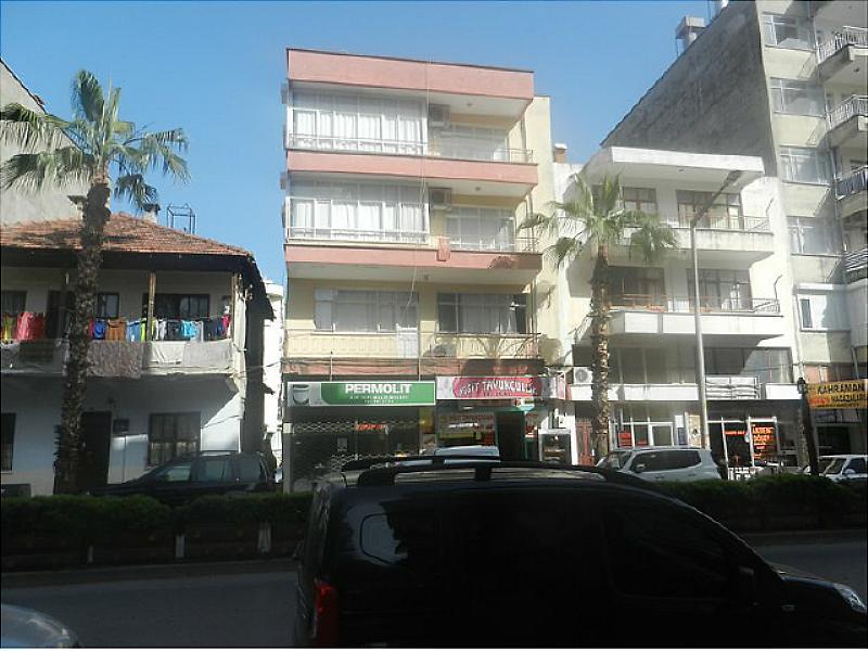 Antalya Kumluca'da 3+1 Daire