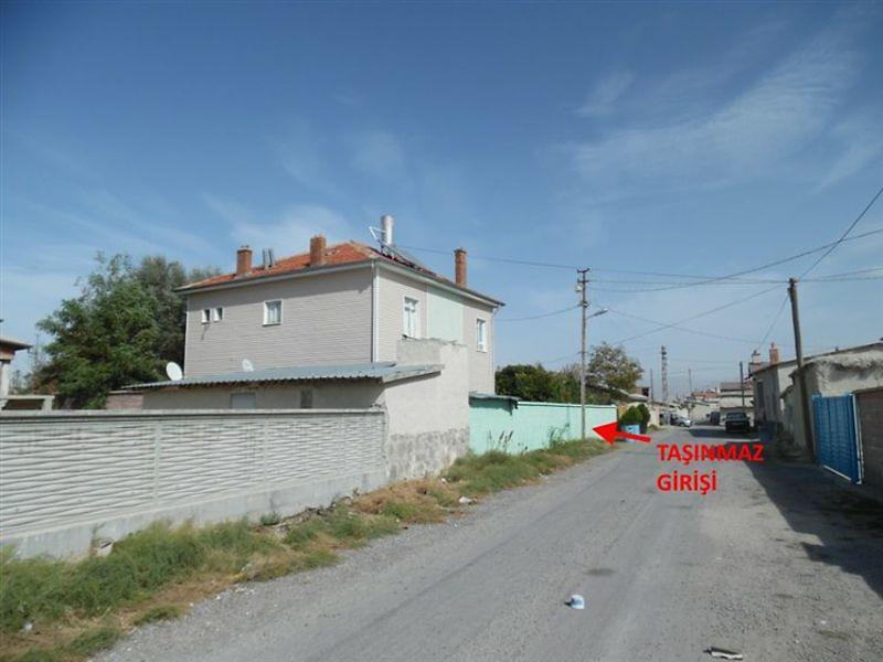 Konya Karapınar'da 4+2 Kerpiç Ev