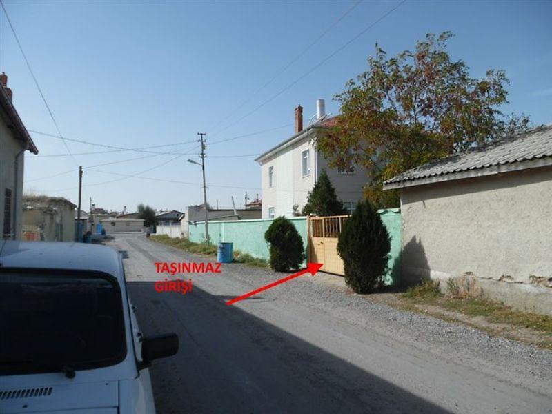 Konya Karapınar Bankadan Satılık 210 m2 Villa