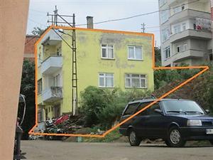 Giresun Merkez Bankadan Satılık 284 m2 Bağ & Bahçe
