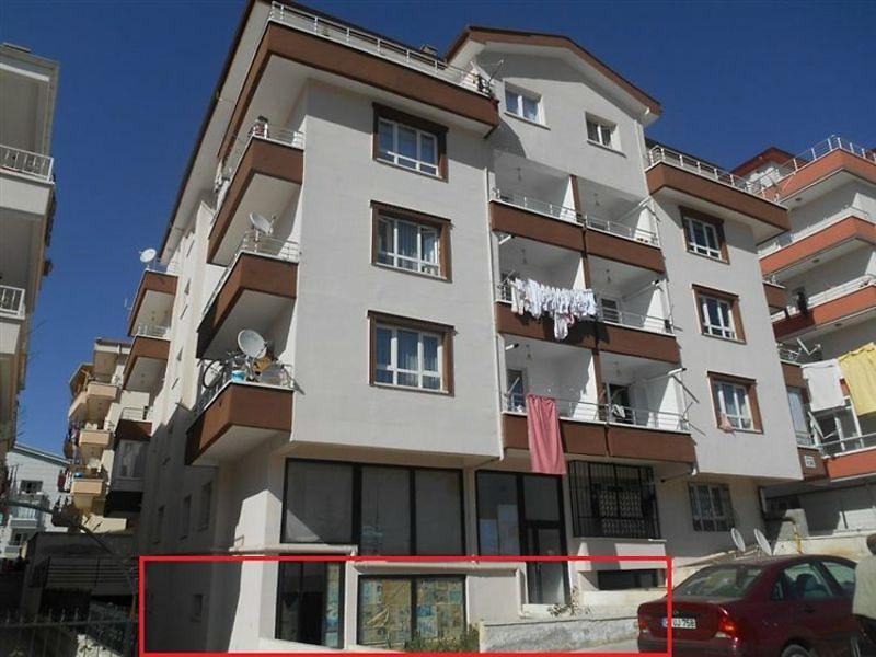 Ankara Mamak'da 136 m2 Dükkan