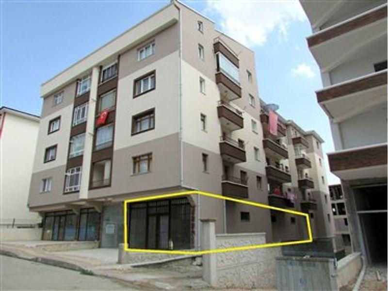 Ankara Sincan'da 320 m2 Depolu Dükkan