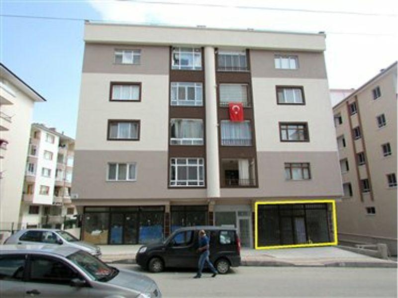 Ankara Sincan Bankadan Satılık 320 m2 Dükkan
