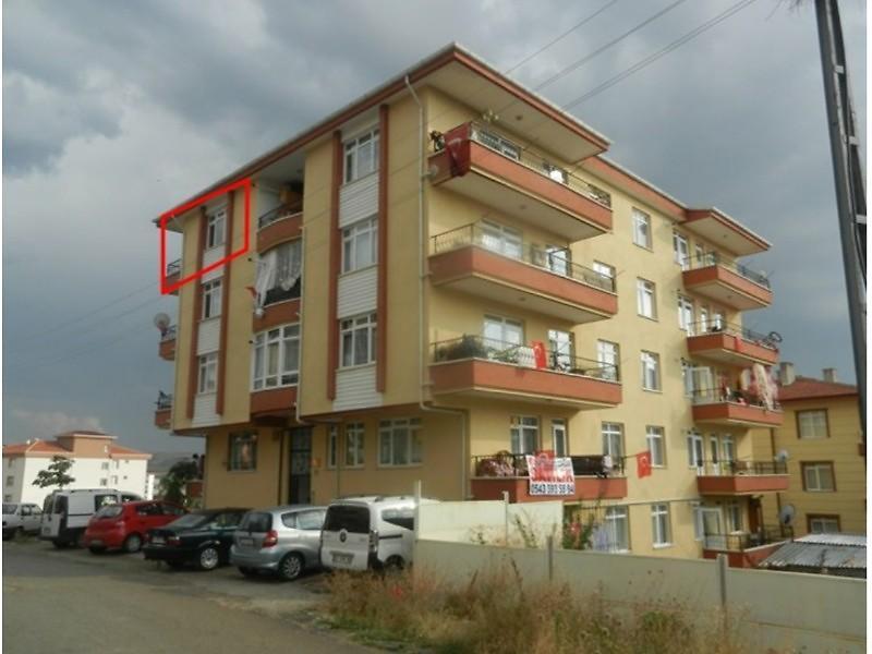 Ankara Akyurt'da 100 m2 3+1 Daire