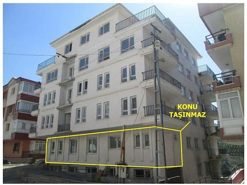 Ankara Mamak'da 63 m2 Natamam Daire