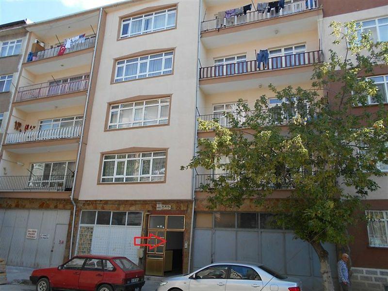 Ankara Polatlı'da Bodrum katta 90 m2 Daire