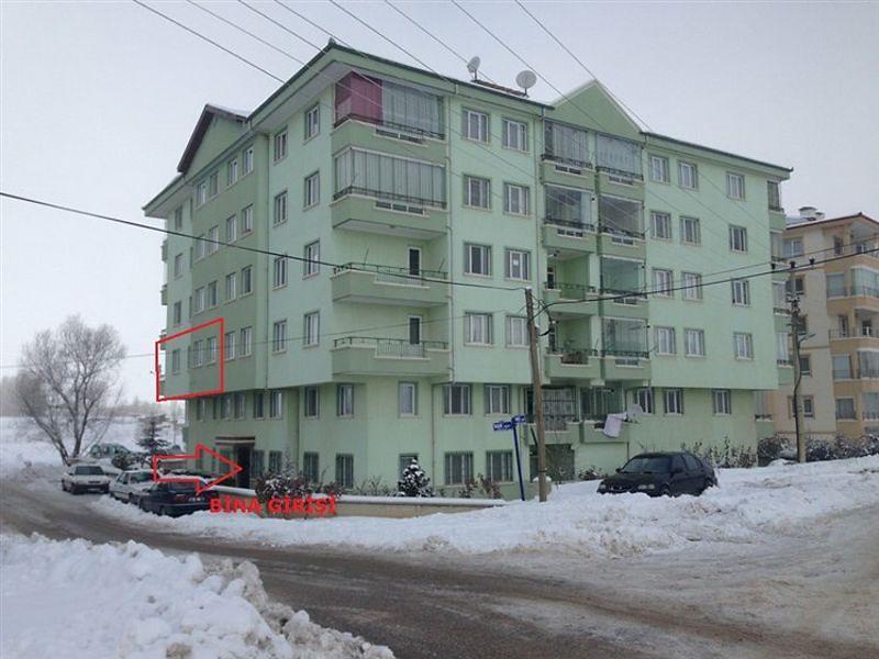 Ankara Elmadağ Bankadan Satılık 145 m2 Daire