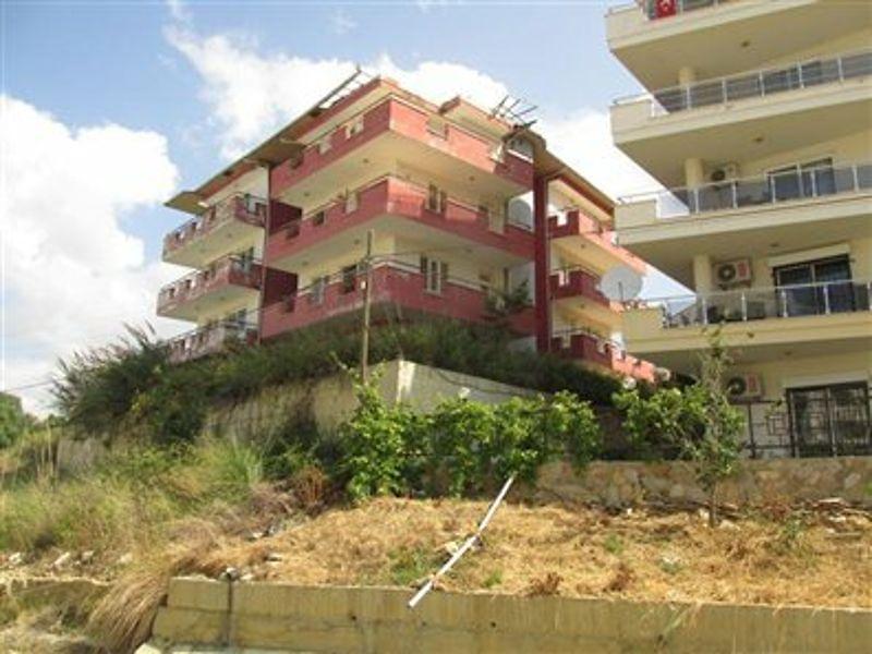 Antalya Alanya Bankadan Satılık 204 m2 Daire