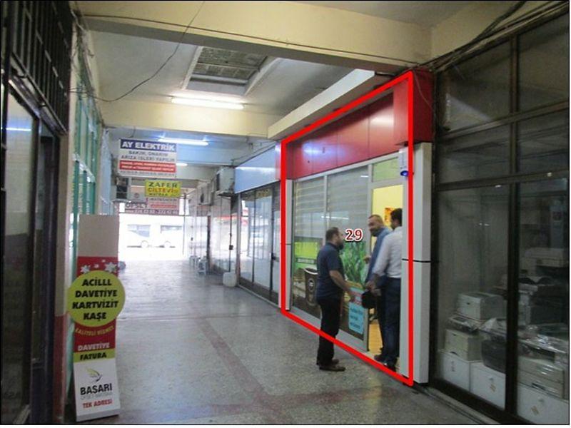 Sakarya Adapazarı Bankadan Satılık 49 m2 Dükkan