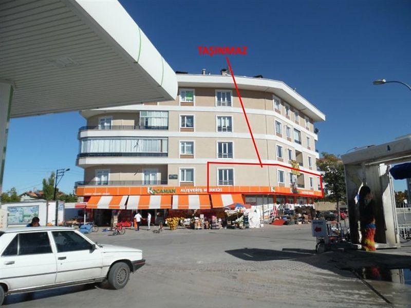 Konya Karatay Bankadan Satılık 180 m2 Daire