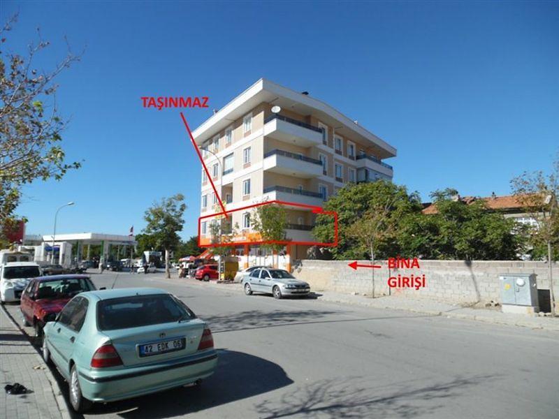 Konya Karatay'da 180 m2 Daire 4+1