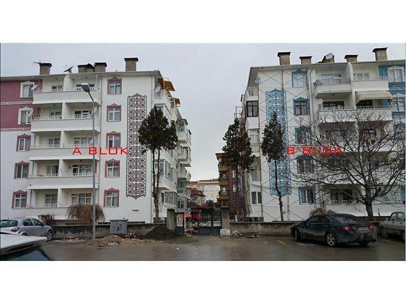 Tokat Zile Bankadan Satılık 100 m2 Daire