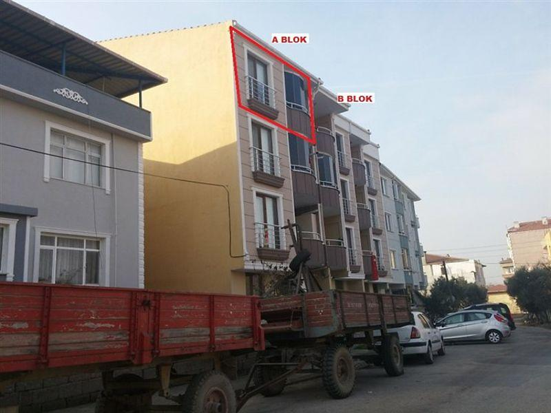 Bursa Karacabey'de 3+1 Daire