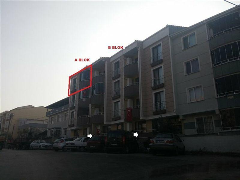 Bursa Karacabey Bankadan Satılık 118 m2 Daire