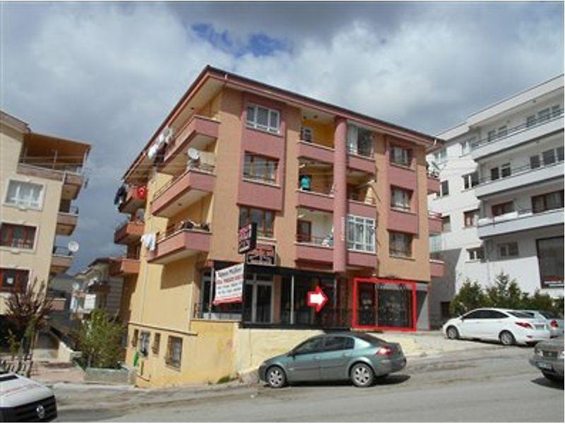 Ankara Mamak'ta 118 m² Dükkan