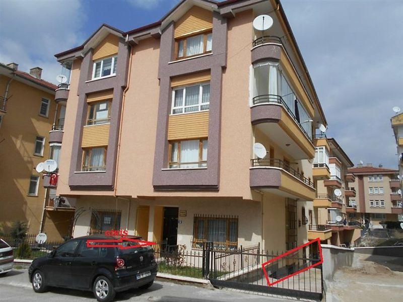 Ankara Mamak Bankadan Satılık 76 m2 Daire
