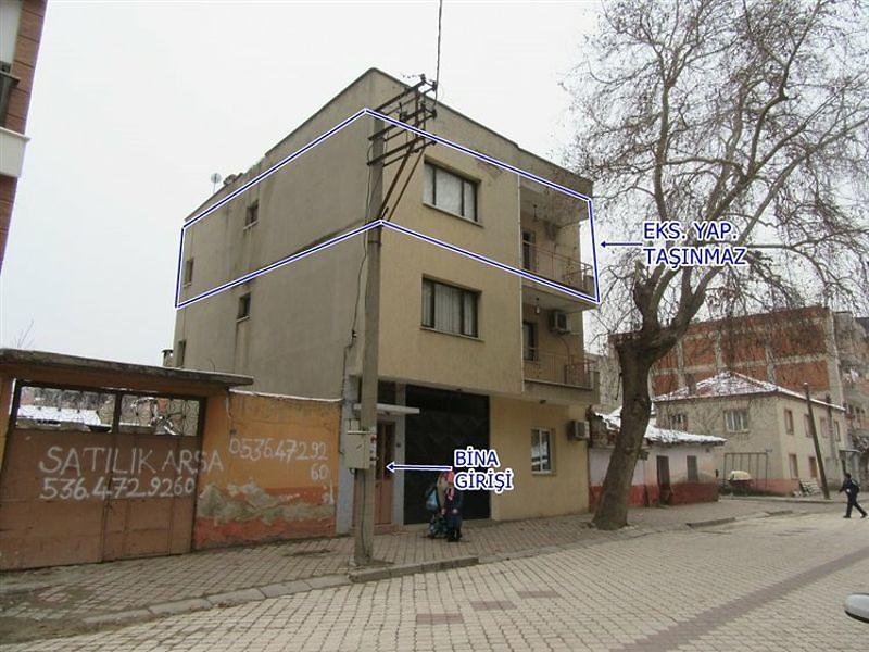 Manisa Turgutlu'da 110 m2 Daire 3+1