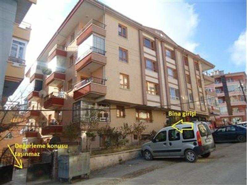 Ankara Mamak Bankadan Satılık 65 m2 Daire