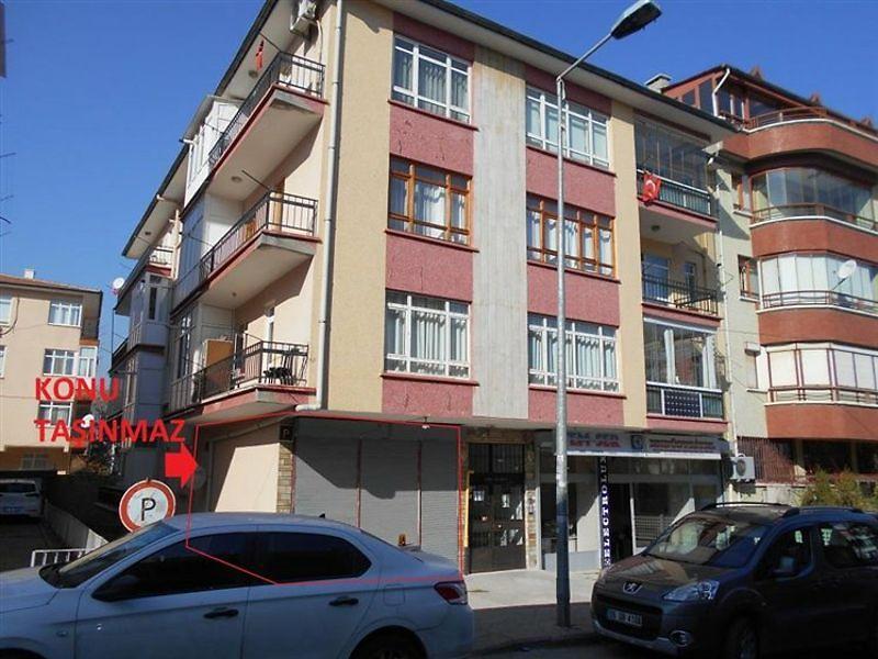 Ankara Altındağ Bankadan Satılık 28 m2 Dükkan