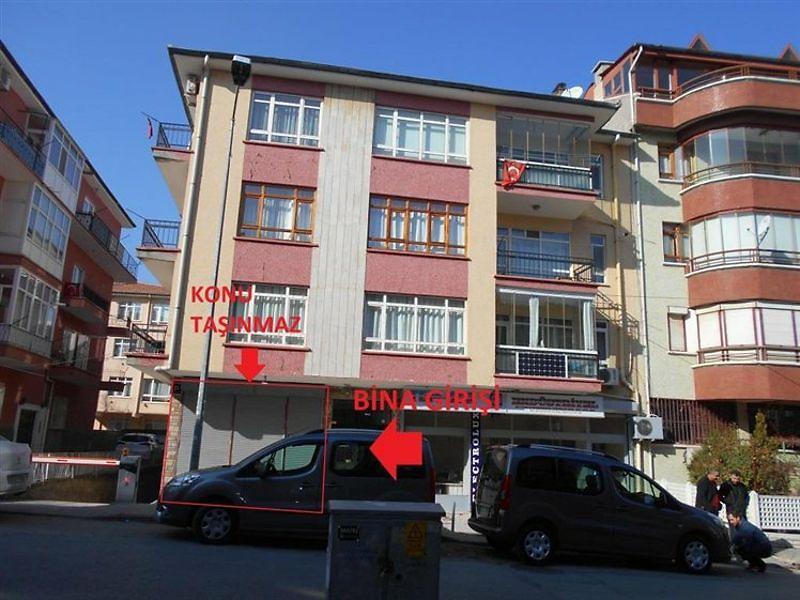Ankara Altındağ'da 28m2 Dükkan