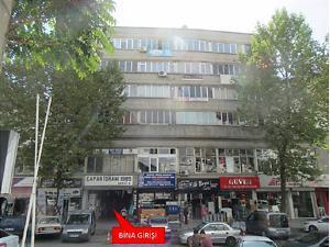 Ankara Altındağ Bankadan Satılık 32 m2 Ofis