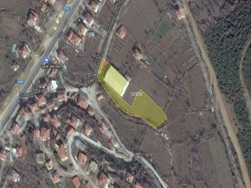 Isparta Eğirdir Şirketten Satılık 3653 m2 Depo