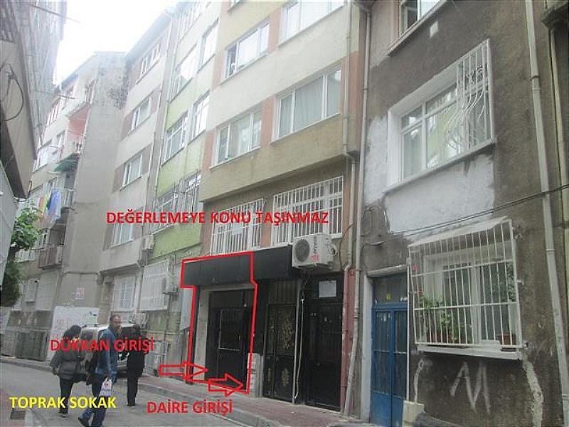 İstanbul Fatih Sahibinden Satılık 54 m2 Daire