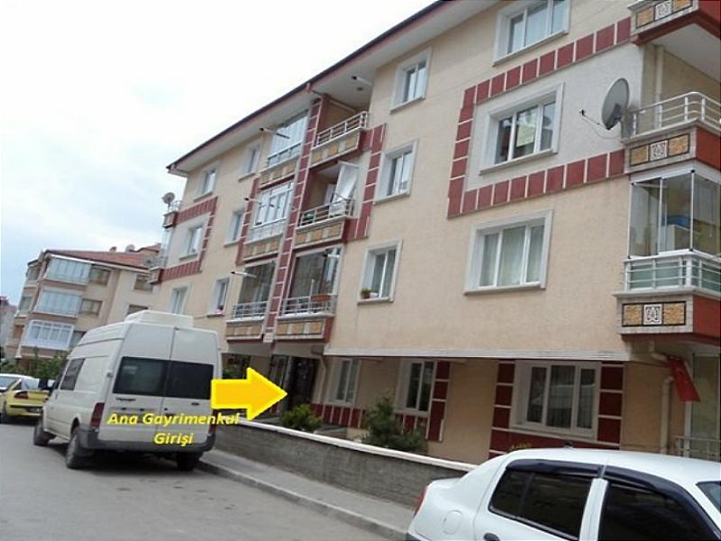 Ankara Keçiören'de 107 m2 3+1 Daire
